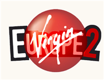Logos Virgin et Europe 2