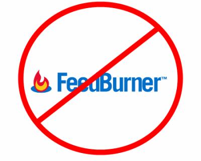 Fin de Feedburner