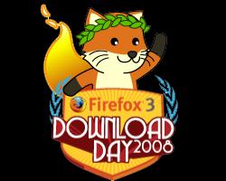 Firefox 3 Dday