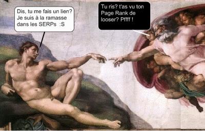 lhomme demande un lien a dieu