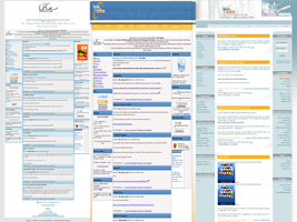 Evolution graphisme LPCE Online