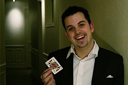 Antoine Leroux Magicien