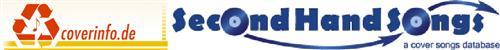 Logos de SecondHandSongs et Coverinfo.de